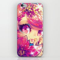 barachan iPhone & iPod Skins featuring peace joy love by barachan