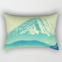 The Hues beyond Janaha Rectangular Pillow