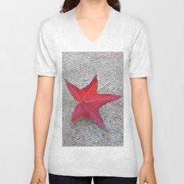 Sidewalk Star Unisex V-Neck