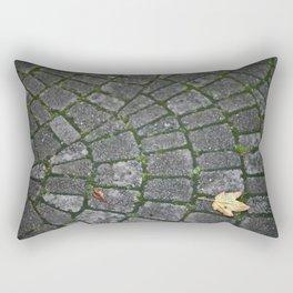 Cobblestones & Moss Rectangular Pillow