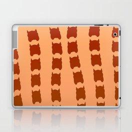 Painted by suncream ... Laptop & iPad Skin
