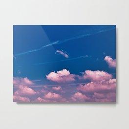 Cloud 03 Metal Print