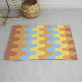 Age's colors Rug
