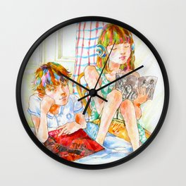 Pop Kids vol.6 Wall Clock