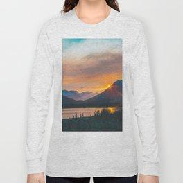 Jasper, Alberta Long Sleeve T-shirt