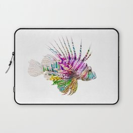 When I Dream of Lionfish Laptop Sleeve