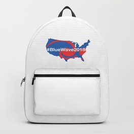 #BlueWave2018 Backpack