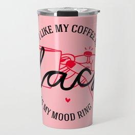 coffee rules III Travel Mug