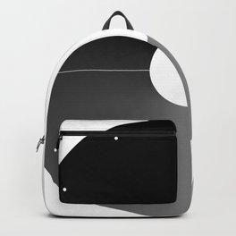 Minimal Radius Clock Backpack