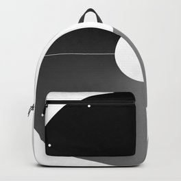Minimal Radius Clock Backpack