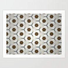 Kaleidoscope 005 Art Print