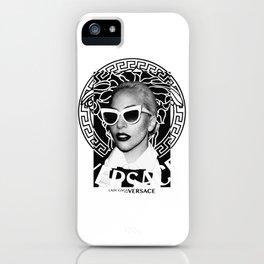 Lady Medusa iPhone Case