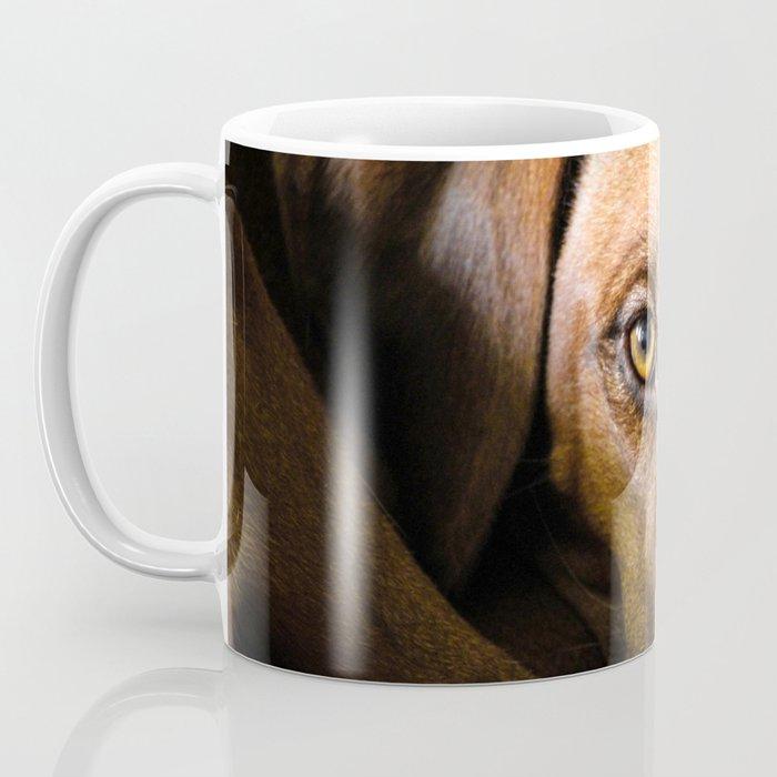 Rhodesian Ridgeback Nala Coffee Mug