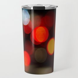 blurred Travel Mug