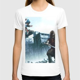 Assassin fight T-shirt