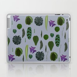 A non-scientific botanical investigation of the indoor plant. Laptop & iPad Skin