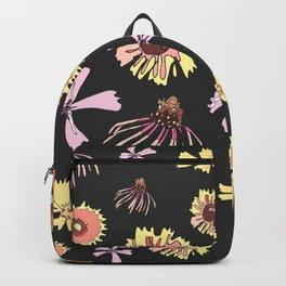 Wildflower Pattern Backpack