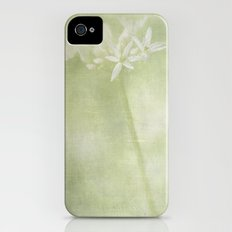 Wild Garlic iPhone (4, 4s) Slim Case