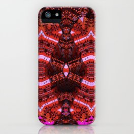 Higher Dimension 9 iPhone Case