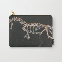 Dilophosaurus Wetherilli Skeleton Study (No Labels) Carry-All Pouch
