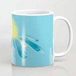 Echinacea in pastel shade Coffee Mug
