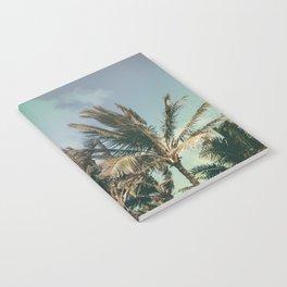 Vintage Palm Hawaii Summer Daze Notebook
