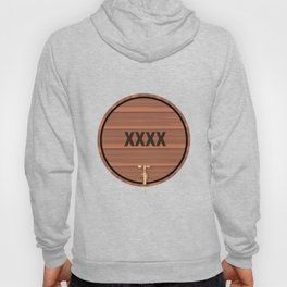 Extra Strong Beer Keg Hoody