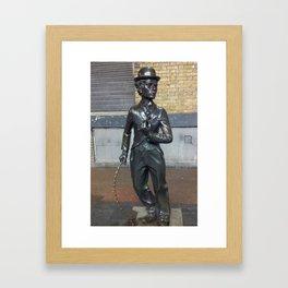 Charlot Framed Art Print