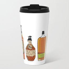 5 Whiskeys Travel Mug