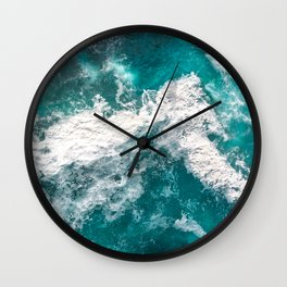 Diving into the Deep Wall Clock
