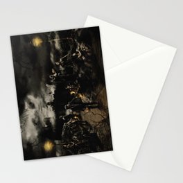 Halloween OUAT Stationery Cards