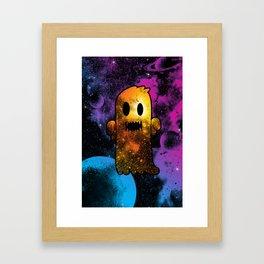 Space Ghost 2.0 Framed Art Print