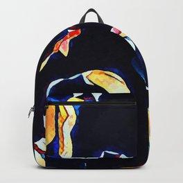 Hot Lava ~ Gate Backpack