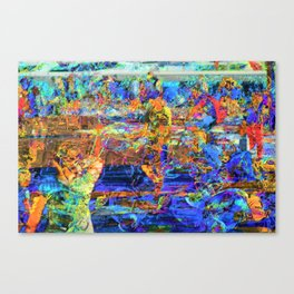 20180723 Canvas Print