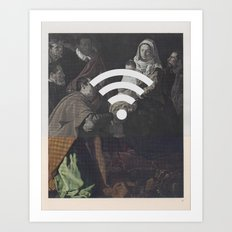 Newifireligion Art Print