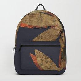 Vector Flower 108 Graphic Art Print Backpack