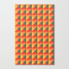 Autumn Studs Canvas Print