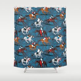 Giddyup! Shower Curtain