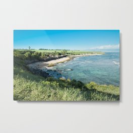 Hookipa Beach Metal Print