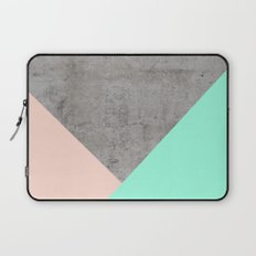 Concrete Collage Laptop Sleeve