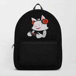 Gaming Cat Backpack