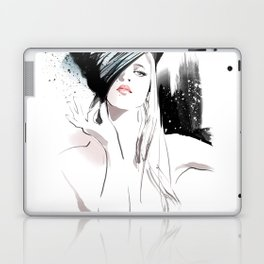 Fashion Painting #5 Laptop & iPad Skin