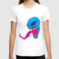 venom T-shirts featuring Venom. by Hussein Ibrahim