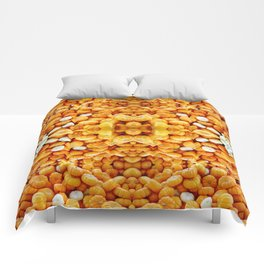Mini Pumpkins Comforters