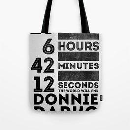 Donnie Darko 28:6:42:12 Tote Bag
