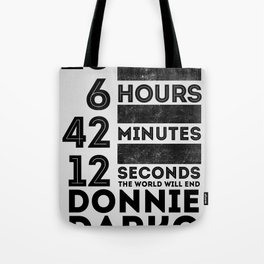 Donnie Darko 28:6:42:12 Tote Bag