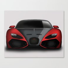 Car Canvas Print