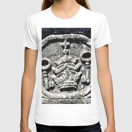 Ancient Church Carvings T-shirt