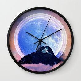 Resonate With Me Wall Clock