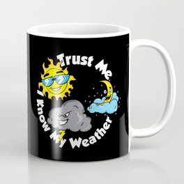 My Weather Coffee Mug